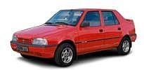 Фильтры для а/м Dacia Nova